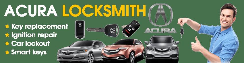 Acura Key Replacement Houston Texas Okey DoKey Locksmith - Acura key replacement