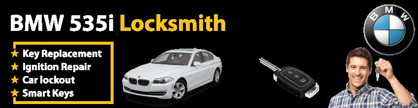 Bmw 535i Car Key Replacement Okey Dokey Locksmith
