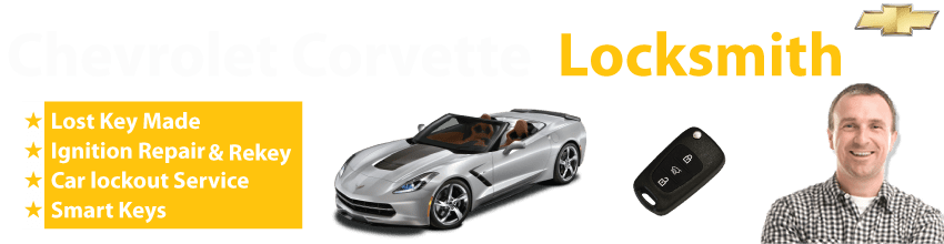 Chevrolet Corvette Car Key Replacement 24 7 Okey Dokey Locksmith