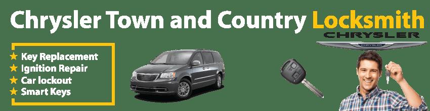 Chrysler Town Country Car Key Replacement 24 7 Okey Dokey Locksmith