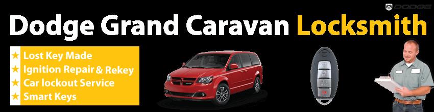 Dodge Grand Caravan Car Key Replacement 24/7 - Okey DoKey