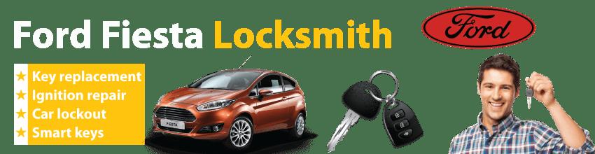 Ford Fiesta Car Key Replacement  sc 1 st  Okey DoKey Locksmith & Ford Fiesta Car Key Replacement 24HR | Okey DoKey Locksmith markmcfarlin.com