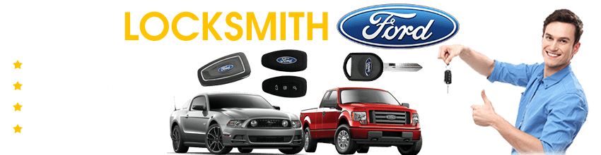 Ford Key Replacement Houston Texas - Okey DoKey Locksmith