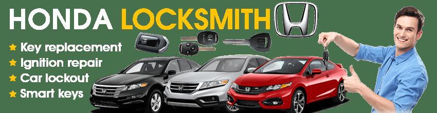 Honda Key Replacement Houston Texas - Okey DoKey Locksmith