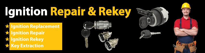 Car Ignition Switch Repair Houston Texas - Okey DoKey Locksmith