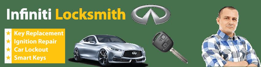 Infiniti Key Replacement Houston Texas - Okey DoKey Locksmith