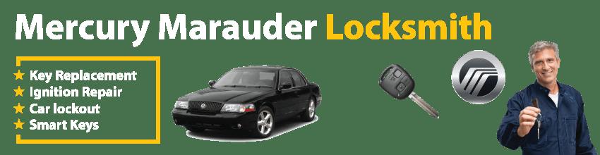 Mercury Marauder Car Key Replacement 24 7 Okey Dokey Locksmith