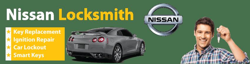 Nissan Key Replacement Houston Texas - Okey DoKey Locksmith