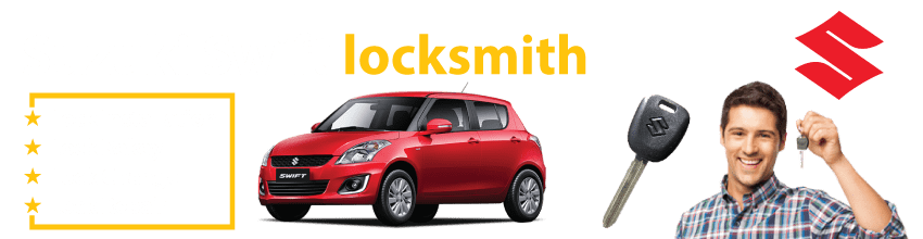 Suzuki Swift Car Key Replacement 24 7 Okey Dokey Locksmith