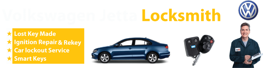 Volkswagen Jetta Key Replacement 24/7 - Okey DoKey Locksmith